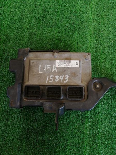 Блок efi Honda Freed GB3 L15A