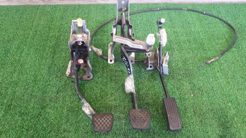 Педаль сцепления Honda Accord CL1 H22A