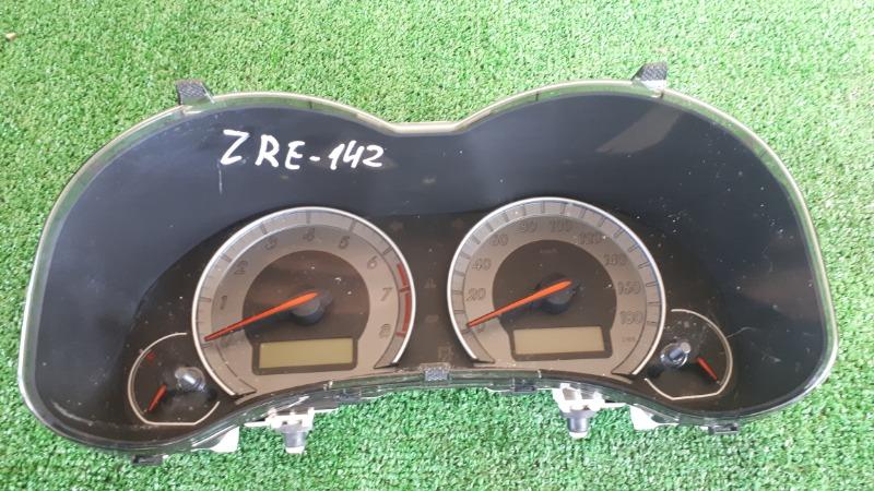 Панель приборов Toyota Corolla Axio NZE141