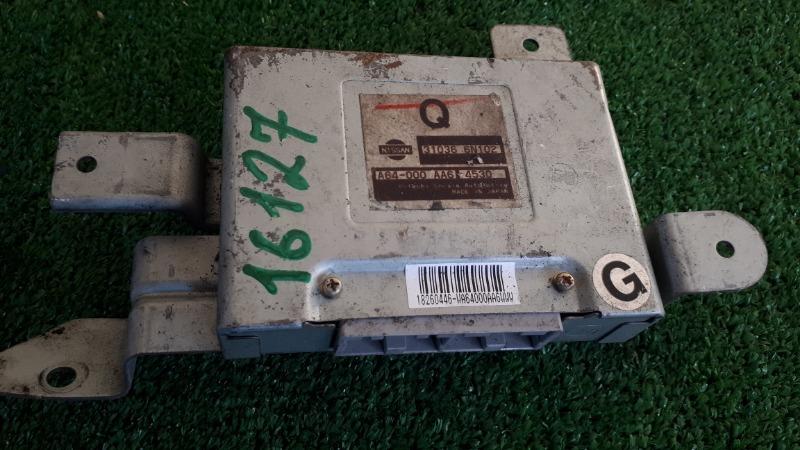 Блок управления акпп Nissan QG18DE