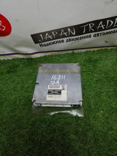 Блок efi Toyota Sprinter Carib AE115 7A-FE