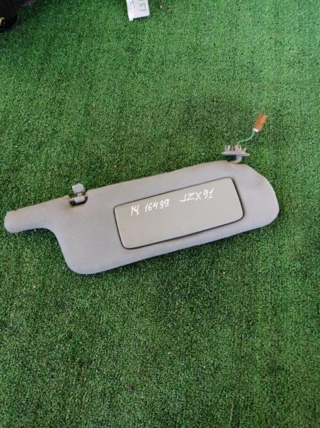 Козырек солнцезащитный Toyota Mark Ii JZX91 2JZ-GE правый