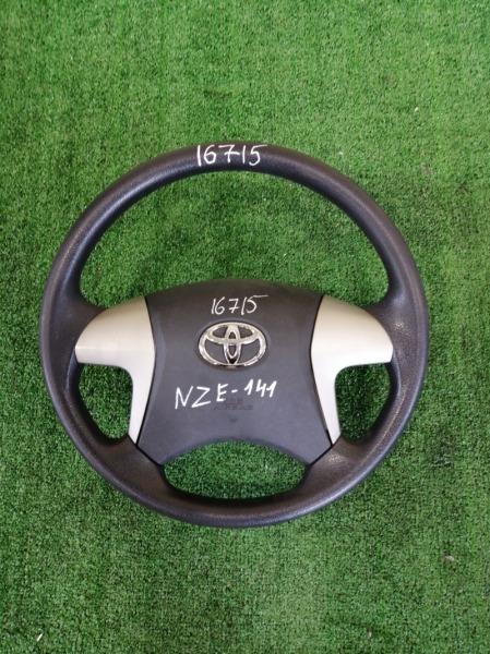 Руль Toyota Axio NZE14`1 1NZ-FE