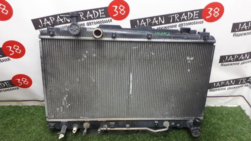 Радиатор охлаждения двигателя Toyota Rav4 ZCA25W