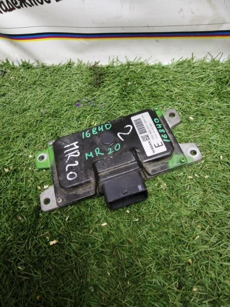 Блок управления акпп Nissan MR20