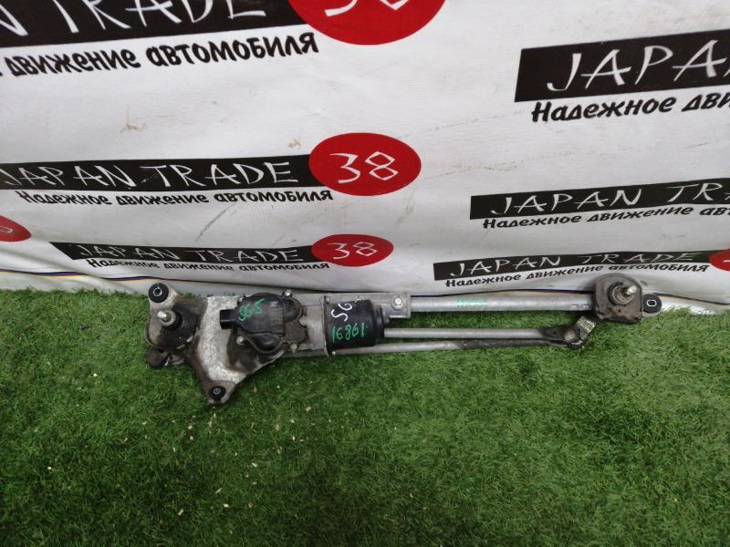 Мотор стеклоочистителя Subaru Forester SG5 EJ20
