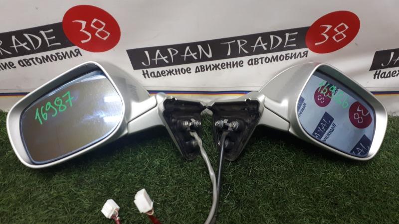 Зеркало боковое Toyota Auris AZE156 правое