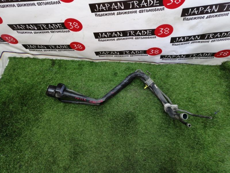 Горловина топливного бака Toyota Auris NZE154 2GR-FE