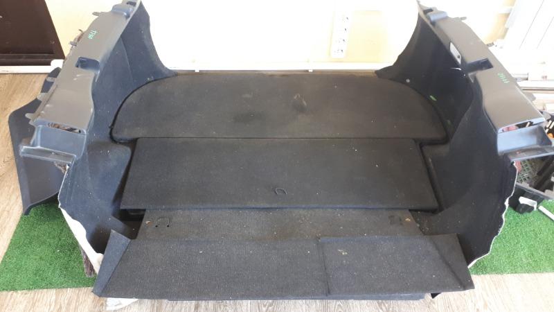 Обшивка багажника Toyota Corolla Fielder CE121