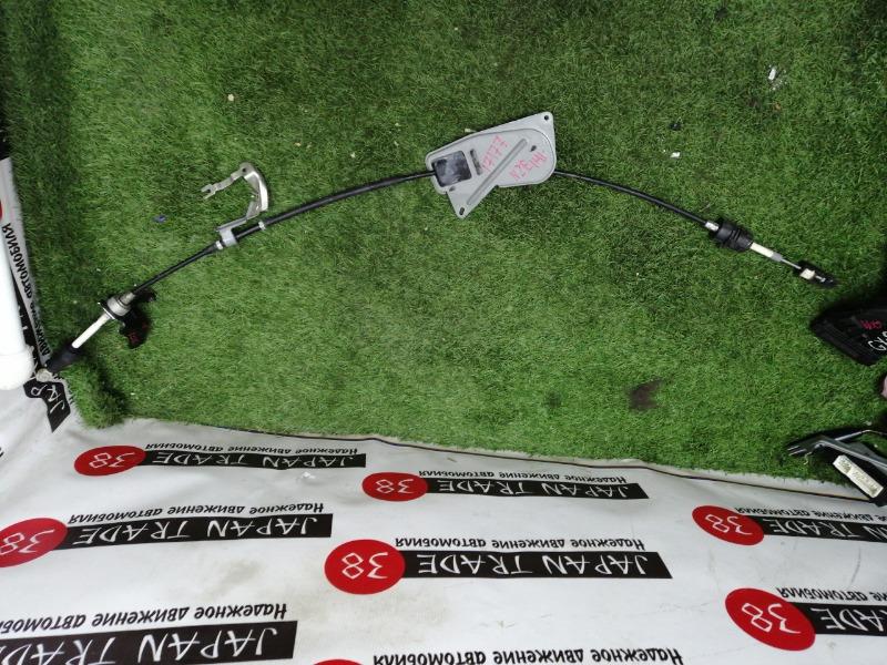 Трос переключения кпп Toyota Corolla Axio NZE14`1 1NZ-FE
