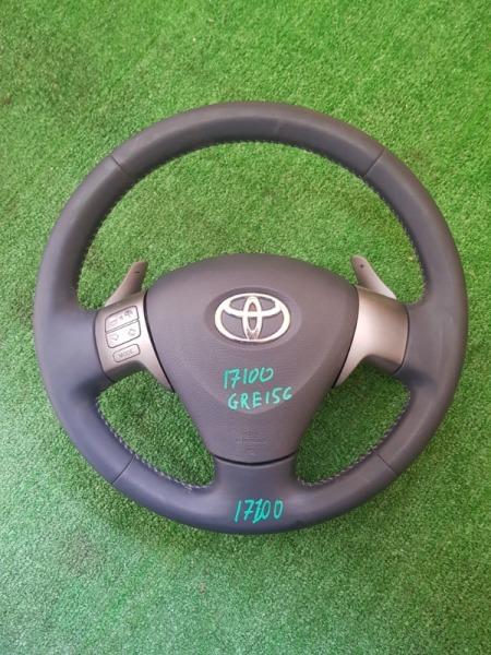 Руль Toyota Blade GRE156 2GR-FE