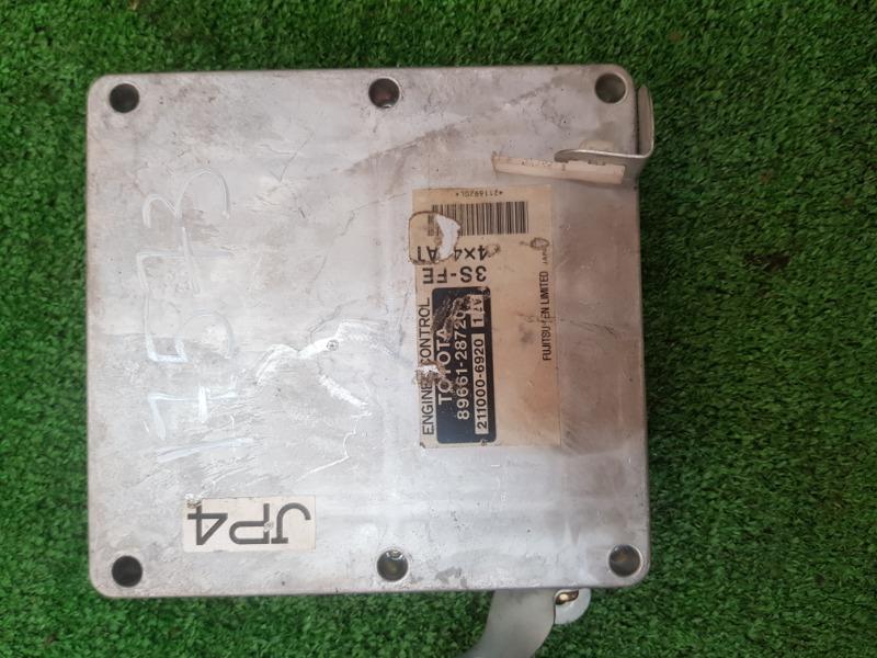 Блок efi Toyota Noah SR50 3S-FE