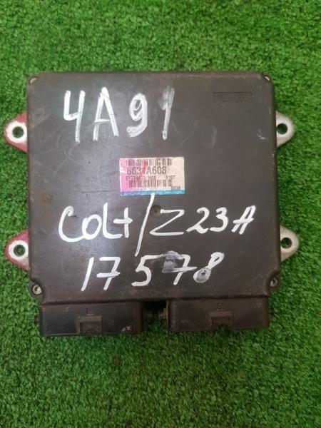 Блок efi Mitsubishi Colt Z23A 4A91