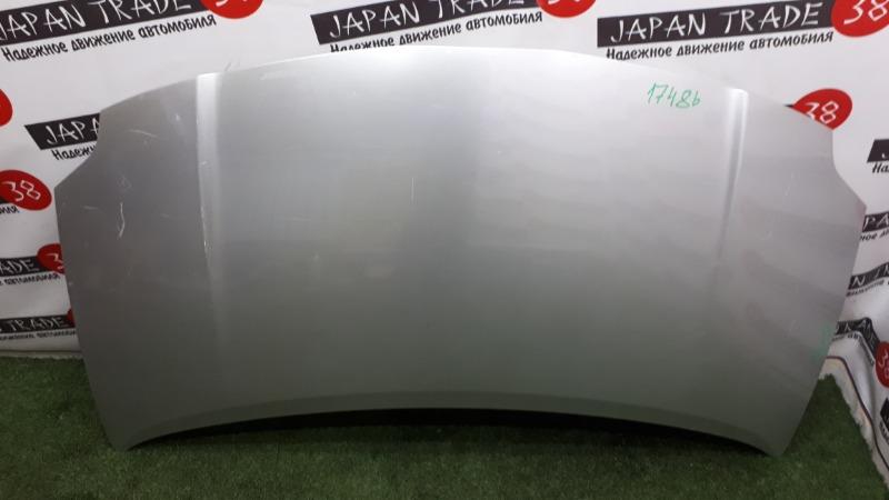 Капот Toyota Auris NZE151 1NZ-FE 2003