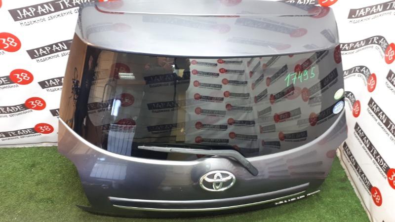 Дверь 5-я Toyota Auris ZRE151 2008