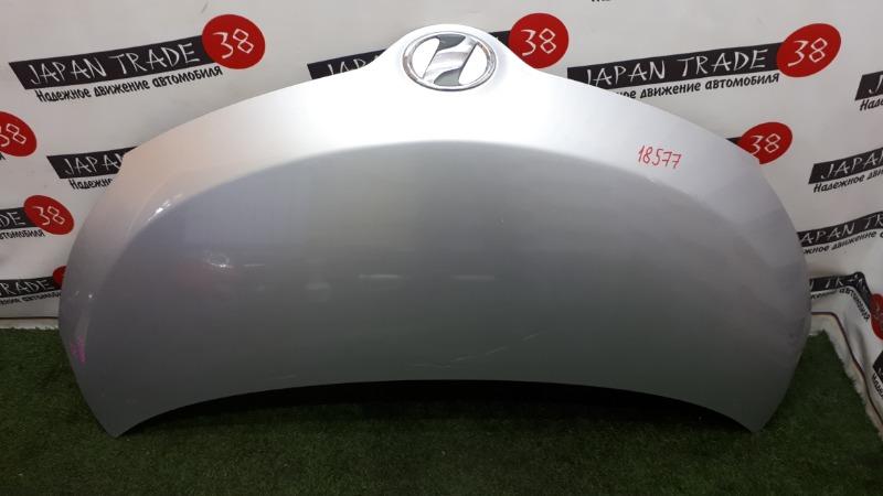 Капот Toyota Ist ZSP110