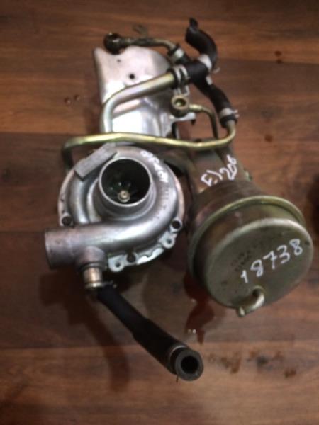 Турбина Subaru Legacy BE5 EJ206