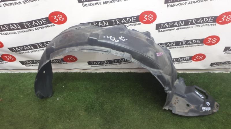 Подкрылок Toyota Corolla Axio NZE141 передний правый