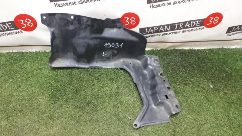 Защита двигателя Toyota Corolla Axio NZE141 левая