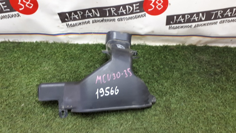 Воздухозаборник Toyota Harrier MCU30