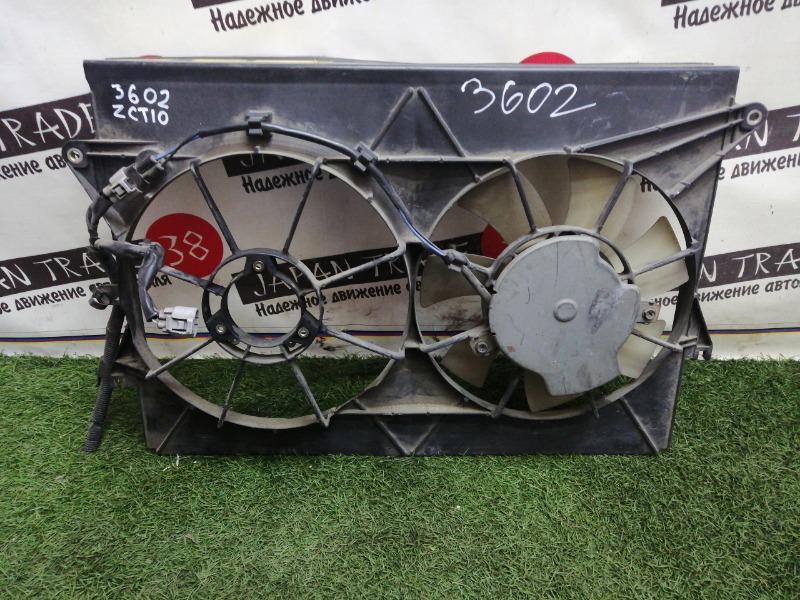 Диффузор Toyota Opa ZCT10 1ZZ-FE