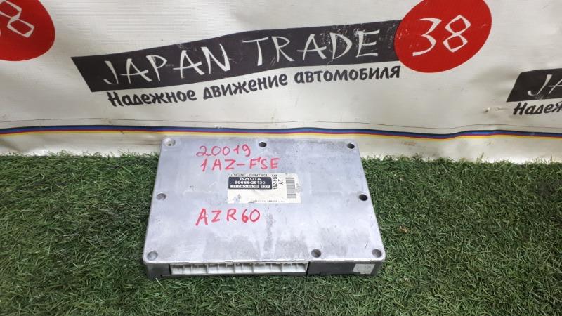 Блок efi Toyota Noah AZR60 1AZ-FSE