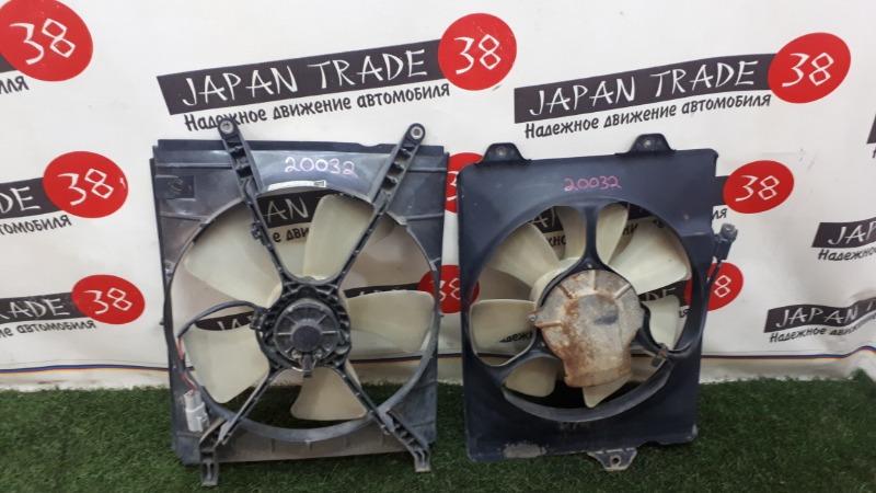 Диффузор Toyota Nadia ACN10 3S-FE