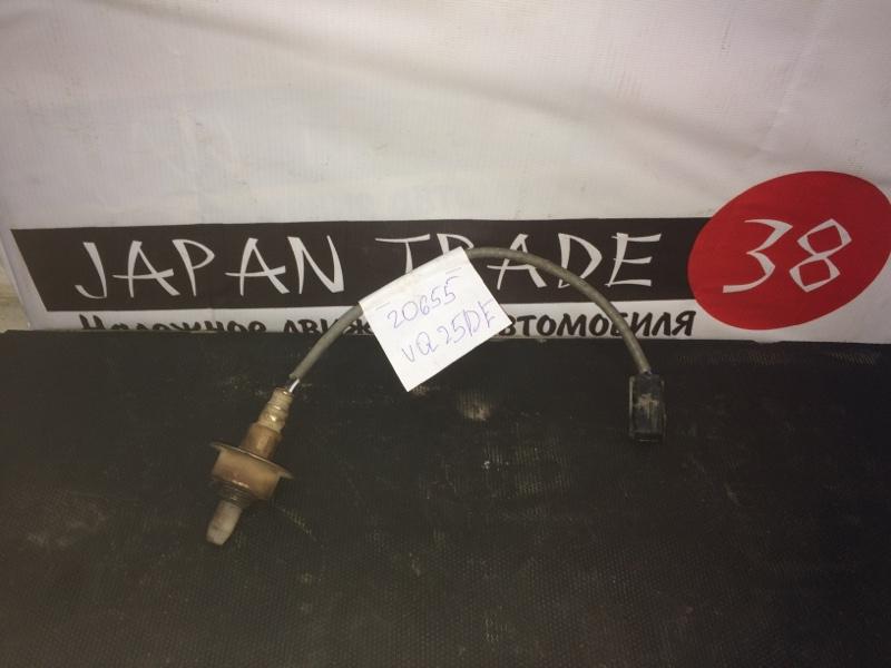 Датчик кислородный Nissan Teana J32 VQ25DE