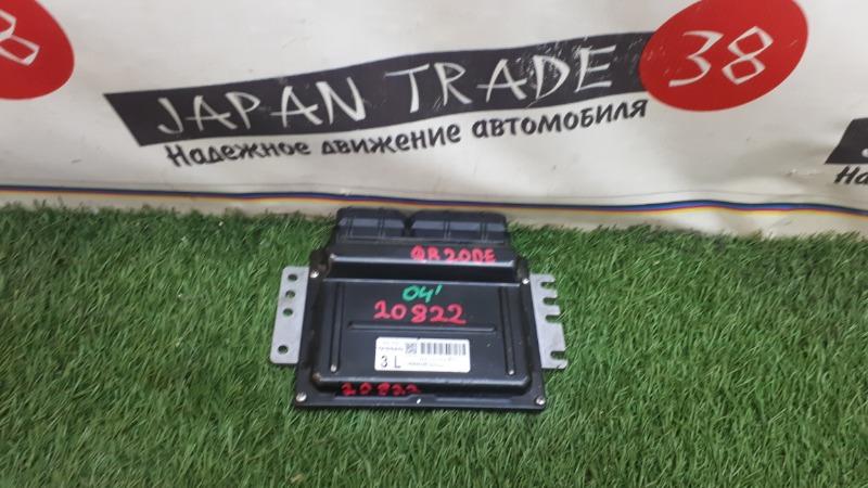 Блок efi Nissan Serena TC24 QR20DE