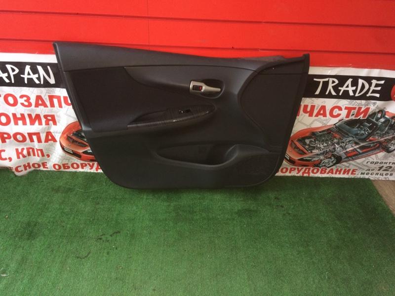 Обшивка двери Toyota Corolla Fielder NZE144NZE141