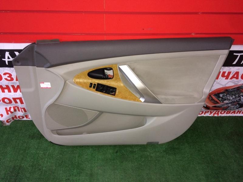 Обшивка двери Toyota Camry ACV40