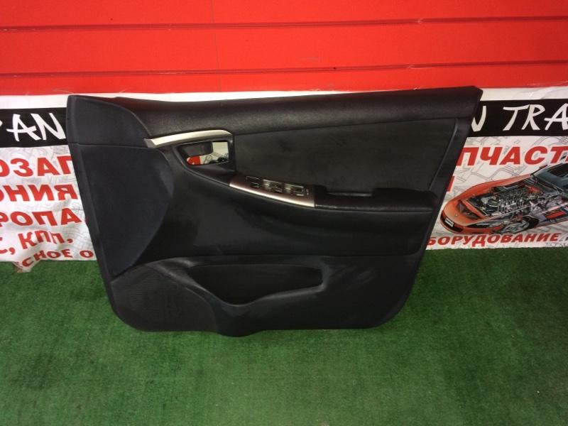 Обшивка двери Toyota Allex NZE121