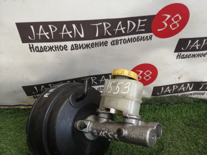 Главный тормозной цилиндр Nissan Skyline HR33 RB20E