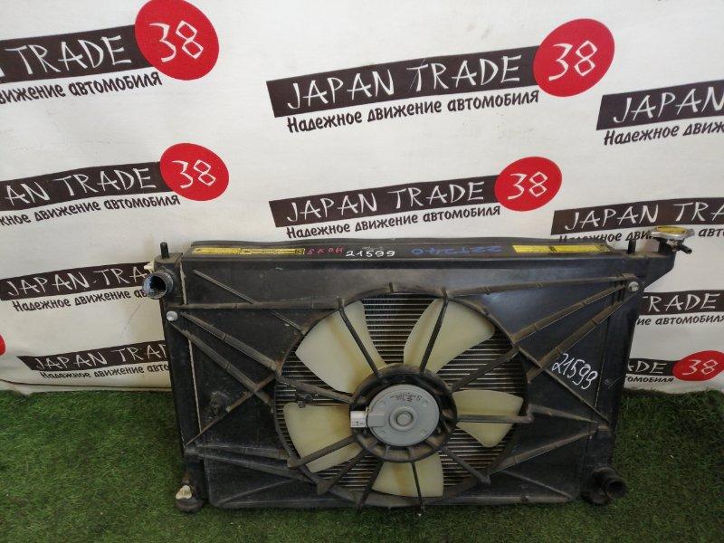 Радиатор охлаждения двигателя Toyota Premio ZZT240 1ZZ-FE 12.2001