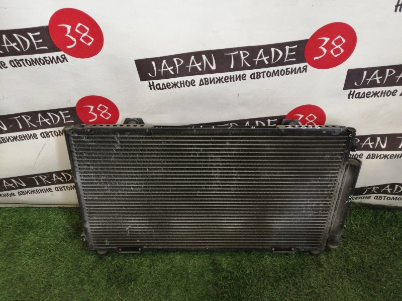 Радиатор кондиционера Toyota Caldina ST210 3S-GE