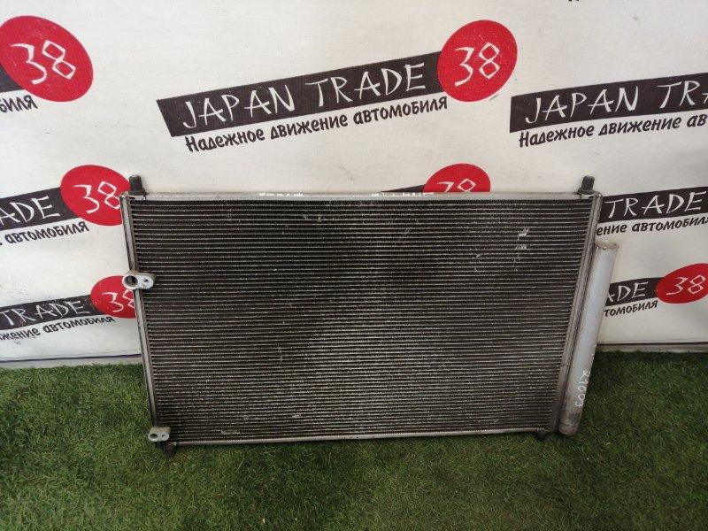 Радиатор кондиционера Toyota Corolla Axio NZE141 1NZ-FE 2006