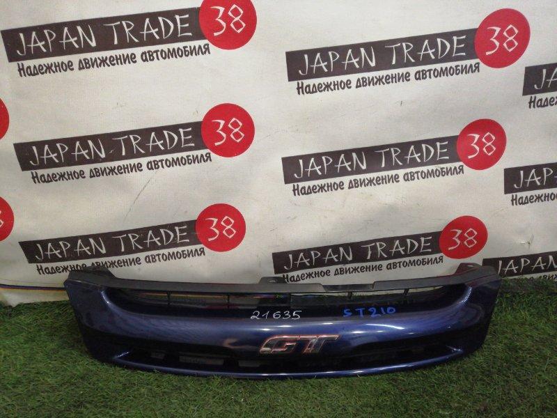 Решетка радиатора Toyota Caldina ST210