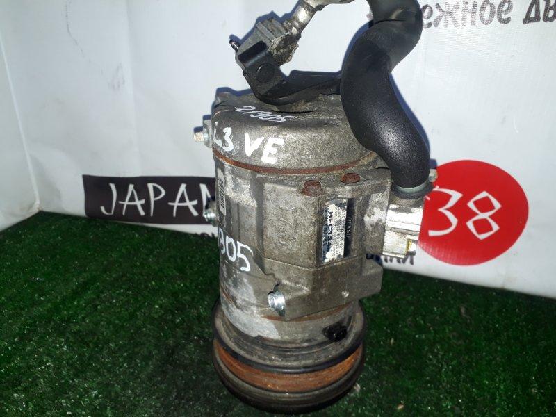 Компрессор кондиционера Mazda Mpv LY3P L3VE