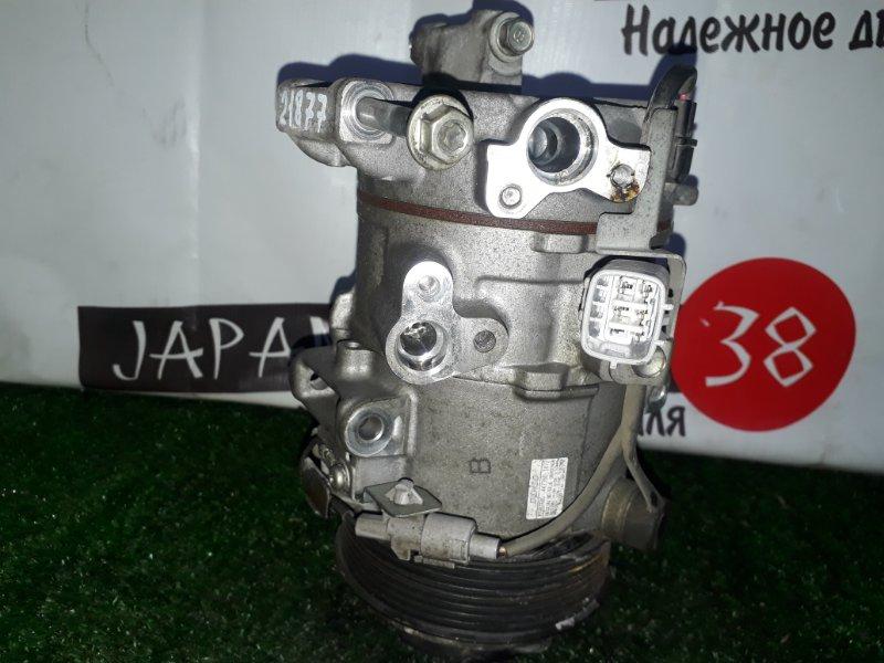 Компрессор кондиционера Toyota Crown GRS195 4GR-FE