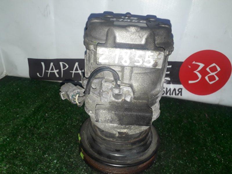 Компрессор кондиционера Toyota Caldina ST198V 4S-FE