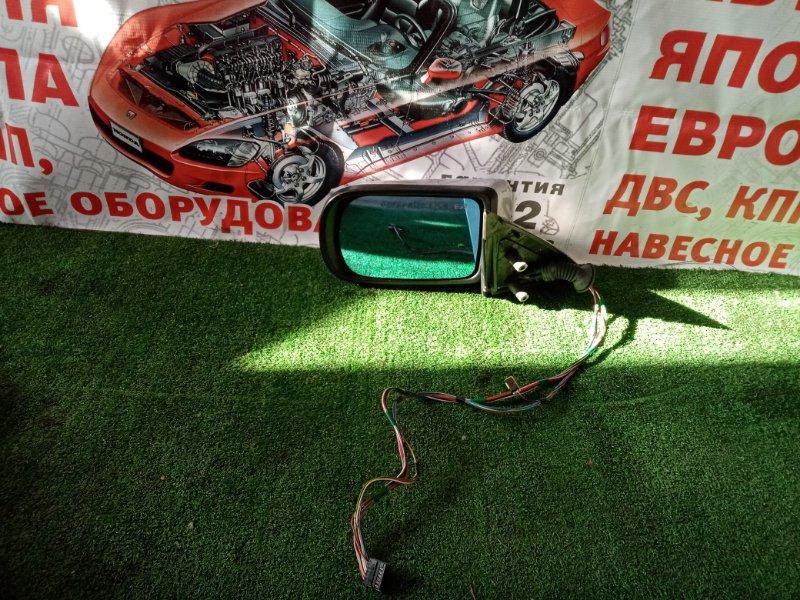 Зеркало боковое Bmw 5 Series `E39 переднее левое