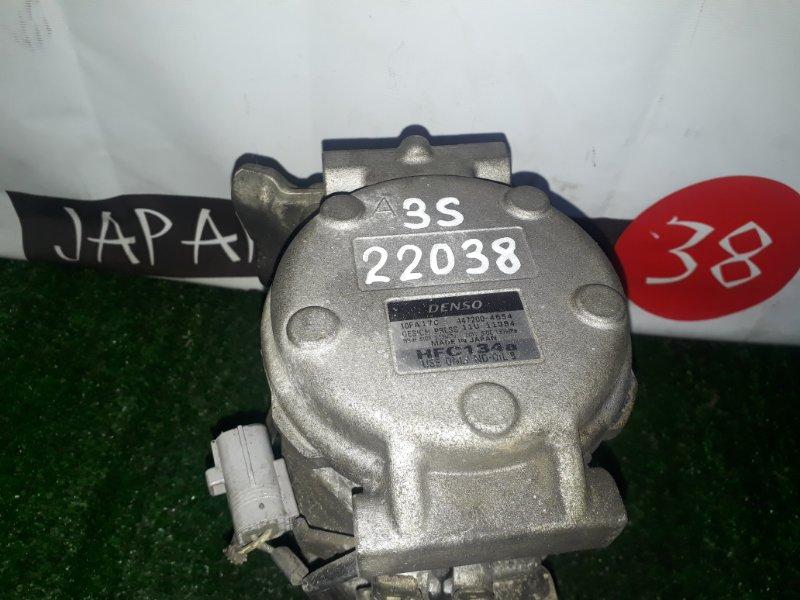 Компрессор кондиционера Toyota Camry Gracia SXV20 5S-FE