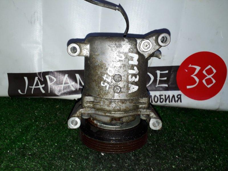 Компрессор кондиционера Suzuki Swift HT51S M13A