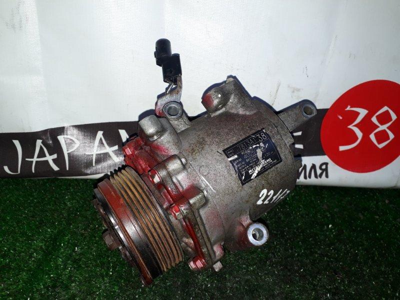Компрессор кондиционера Mitsubishi Lancer CX2A 4A91 правый