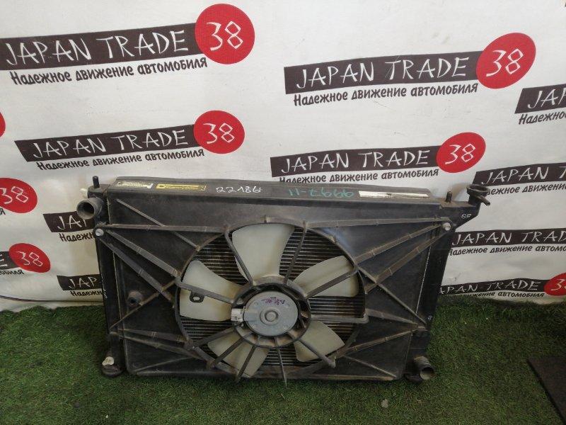 Радиатор охлаждения двигателя Toyota Wish ANE10 1AZ-FSE 2005
