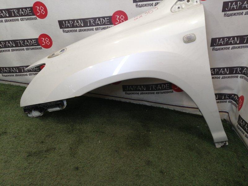 Крыло Toyota Harrier MCU30 переднее левое