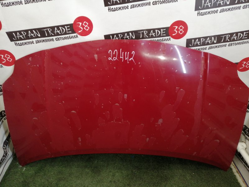 Капот Toyota Auris ADE150