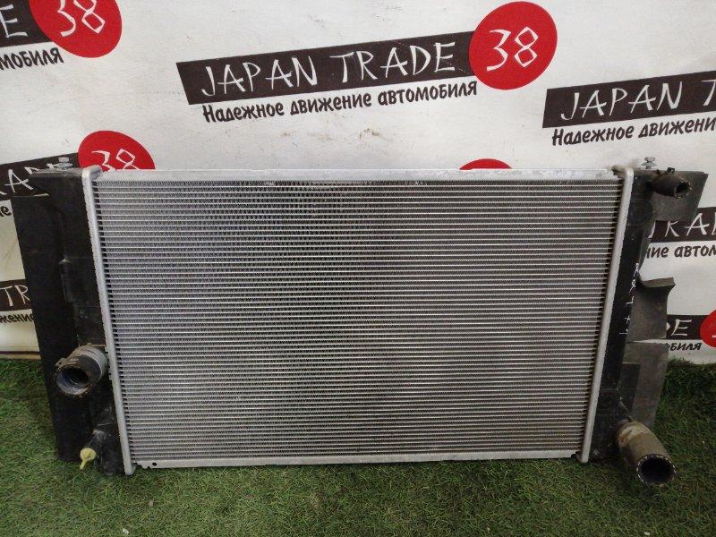 Радиатор охлаждения двигателя Toyota Auris NZE181 2ZR-FE