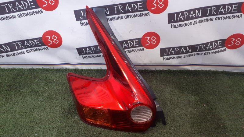 Стоп-сигнал Nissan Juke F15 левый