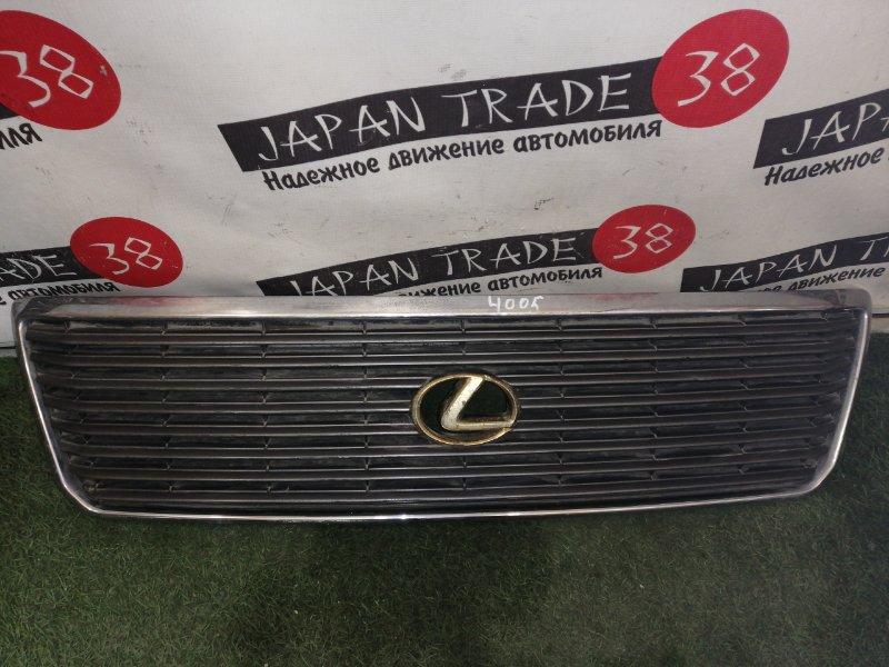 Решетка радиатора Toyota Celsior UCF20